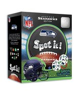 MasterPieces NFL Spot It! Seattle Seahawks Edition - $14.41