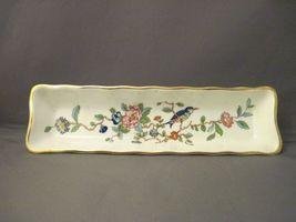 Pembroke Aynsley floral England bone china dish - $50.00