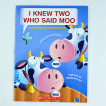 I Knew Two Who Said Moo - A counting and rhyming children's book - Presc... - $1.00