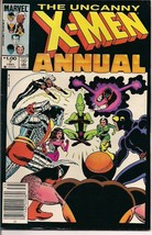 Uncanny X-Men Annual 7 Marvel Comic Book from 1983 - $2.69