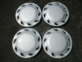 Genuine 1991 to 1993 Volkswagen Fox 13 inch hubcaps wheel covers nice - $88.48