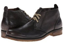New Nordstrom Bed Stu Men's Draco Chukka Men's Lace up Boot Black Hand W... - $1.194,09 MXN