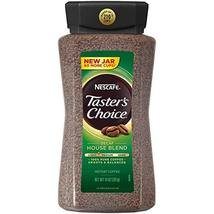 Taster's Choice Nescafe House Blend Decaffeinated Instant Coffee, 14 Oun... - $72.14
