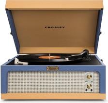 Crosley CR6234A-BT Dansette Junior Portable Turntable Record Player Blue... - £156.68 GBP