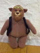 "Disney The Country Bears 5"" BEAR Plush Stuffed Animal - $12.62"