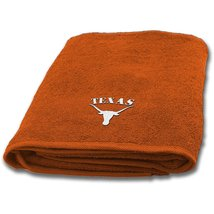 Northwest NCAA University of Texas Decorative Collection Bath Towel - $33.65
