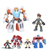 Hasbro Playskool Heroes Transformers Rescue Bots Action Figures New - $14.99