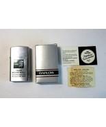 Vintage Barlow B9 Wind Proof Lighter Advertising Trojan Machine Works -N... - $14.99
