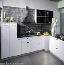 500x30cm Kitchen Waterproof Stickers Cabinets Wardrobe Refurbished Stickers Self - $16.75