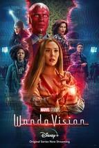 2021 WandaVision Movie Poster Print > Disney Plus > Marvel > Avengers  - $7.69