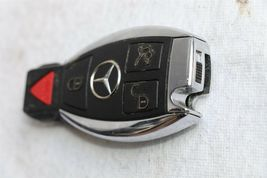 Mercedes Ignition Start Switch Module & Key Fob Keyless Entry Remote 2205450308 image 8