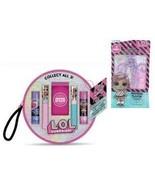 LOL 2pc Sweet Treat Gift Set ~ Lip Gloss & Balm Beauty Set and Surprise ... - $21.55