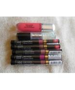 Revlon Lot of 7- Creme Gloss ,Ultra HD Matte Lip Color, Nail Art Enamel - $39.60
