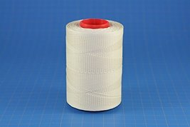 25m of CREAM RITZA 25 Tiger Wax Thread for Leather Hand Sewing 4 Sizes Available - $5.00