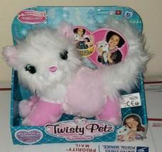 Twisty Petz Cuddlez Purrella Kitty Cat Plush Animals Wearable Huggable New - $17.81