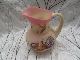 "Fenton Glass 1998 ""Bountiful Harvest"" Connoisseur Collection Lmt Ed - $76.00"