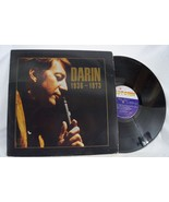 "Vintage Bobby Darin ""Darin"" 1936-73 Album Vinyl LP tthc - $4.94"
