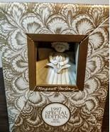 "1997 SIGNED 4"" MARGARET FURLONG IRIS ANGEL SPECIAL EDITION ORNAMENT W/ S... - $24.75"
