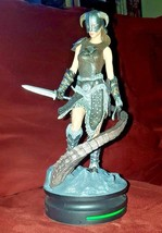 Modern Icons #4 The Elder Scrolls V: SKYRIM Female Dragonborn Statue - $83.99
