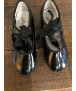 Size 10 Girls Tap Shoes - $11.30