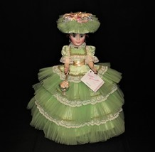 """Madame Alexander MORISOT 21"""" Portrait Series Doll #2236 Complete in Box - $115.00"""