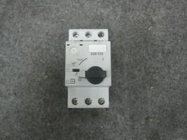 C3 CONTROLS 330-T25S2U10 Motor Protector Circuit Breaker new image 1