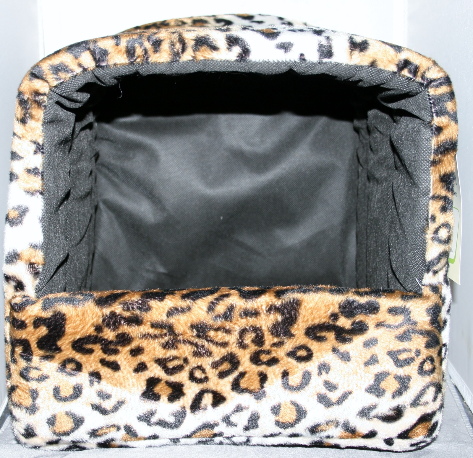 Casual Pet Beds, Cat Bed Kitty Cave Animal Print New 46103