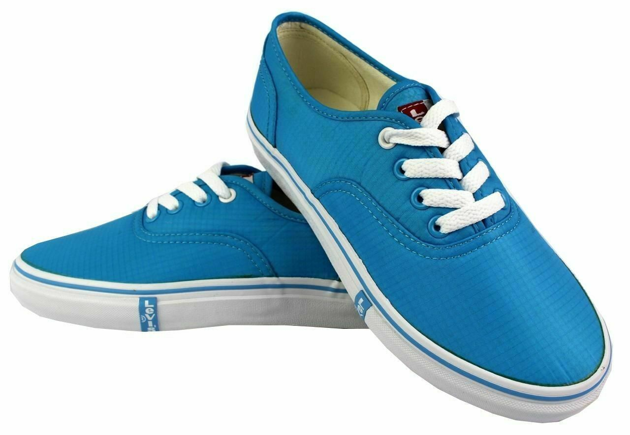 Levi's Women's Classic Premium Atheltic Sneakers Shoes Rylee 524342-62U Aqua
