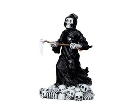 Lemax Spooky Town Halloween Deadly Grim Reaper 12890 - $12.48