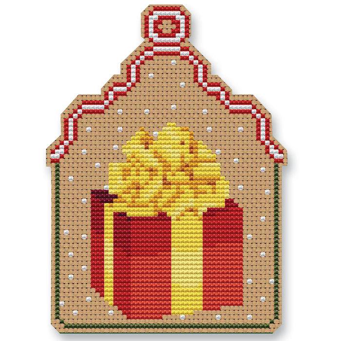 Christmas gift ornament kit