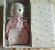 1984 Precious Moments Porcelain Doll TRISH Open Edition - $50.00