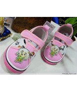 Toddler Girls Sheep shoes Size 5,6,7 or 8 New  - $5.50