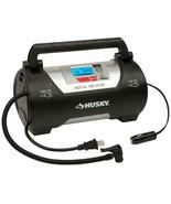 Husky - HD12120B - 12/120 Volt Auto and Home Inflator - $98.95