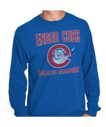 Endor Cubs Funny Baseball Chicago Cubs Galactic Champions Long Sleeve Tee - $9.99+