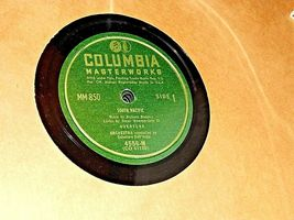 Antique Masterworksof Columbia Records 1949 Southern Pacific AA19-1493 image 7