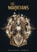 The Magicians: Season Three [New DVD] Boxed Set - $47.10