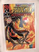 #2 The Phoenix Resurrection Chapter Six 1995 Ultraverse Comics B490 - $3.99
