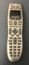 LOGITECH Harmony 650 Universal Remote Control Silver & Black - $26.97