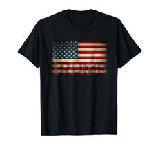 Donald Trump American Flag Shirt 2020 Trump Shirt President Men's T Shir... - $12.86+