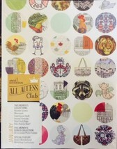 JANUARY 2016 ALL ACCESS Anita Goodesign Embroidery Designs CD BOOK AND CD - $39.59