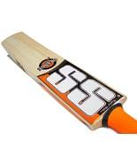 SS Sunridges Orange English Willow Cricket Bat, Short Handle, Medium Wei... - $152.00