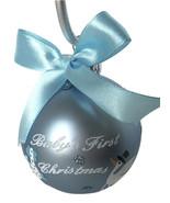 First Christmas Ornament by Kurt Adler Item #GG0585 Little Boy Blue-Holi... - $7.71