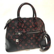 AUTHENTIC LOUIS VUITTON Monogram Infrarouge Alma PM Hand Bag With Strap ... - £2,551.36 GBP