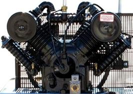 ABAC/Belaire/CP 10Hp 2Stage Cast Iron Replacement Air Compressor Pump 1312100837 - $1,402.00