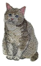 Amazing Custom Cat Portraits[Angel Cat] Embroidered Iron On/Sew patch [4... - $9.89