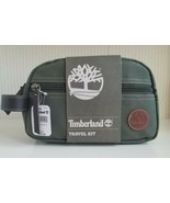 Timberland Core Canvas Travel Kit Polyester Color Olive New - $27.72
