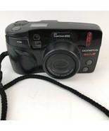 Olympus Superzoom 3000 Multi AF 35mm Film Camera For Parts Or Repair - $1.97