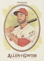 2017 Topps Allen and Ginter #258 Jose Peraza  - $0.50