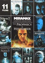 Prophecy & Hellraiser 11 Movie Collection DVD - $12.95