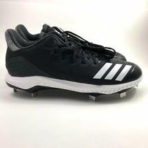 New Mens Adidas Icon Bounce Metal Baseball Cleats Size 11 (CG5241) - $33.24